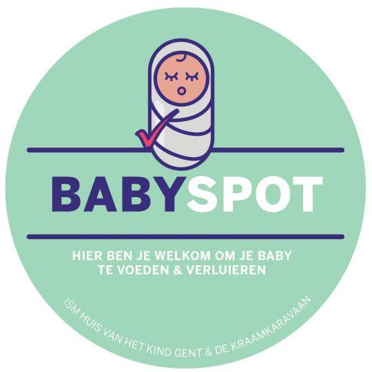 Mobiele BabySpot